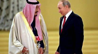 I sauditi sono pronti a rompere con gli Stati Uniti e andare in Russia