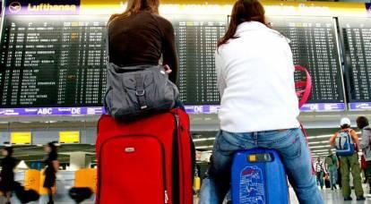 Los rusos que se fueron a Occidente hacen las maletas para Rusia