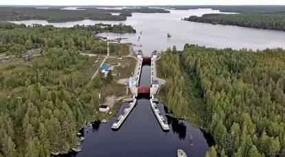 白海-波罗的海运河——关于斯大林伟大建筑工地的真相和谎言