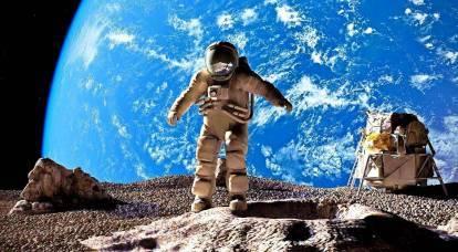 La Russia ha bisogno di tempo per raggiungere la luna