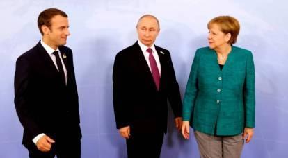 Il caso Skripal: Merkel e altri fanno la fila