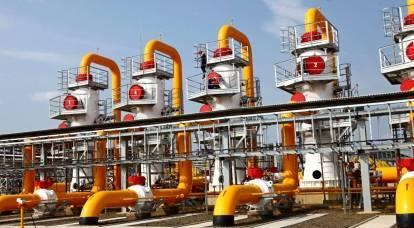 """L'Europa ha deciso di opporsi agli Stati Uniti con un """"fronte del gas"""" unito"""