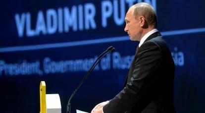 Putin'in Valdai konuşmasında tartışmalı ve değerli