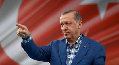Erdogan vuole mediare nel conflitto di Kerch
