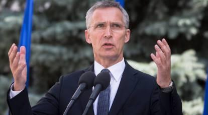 Stoltenberg announced NATO plans for the Sea of Azov