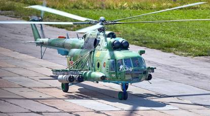 The legendary Mi-8: how the Russian helicopter became the most popular in the world