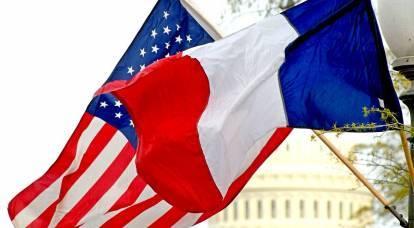 Paris cancela comemorações conjuntas com Washington por situação de submarino