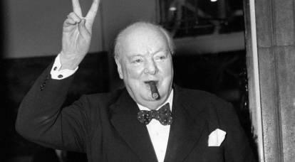 Churchill aseguró el estigma de los herederos del Tercer Reich a los anglosajones