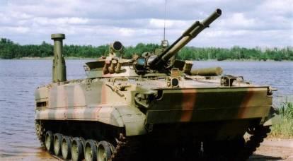 Defense Expressは、クリミアでのBMP-3Fの出現に対する適切な対応を準備するようウクライナに要請します。