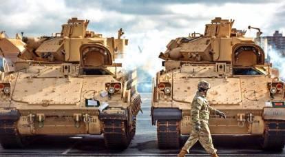 """""""¡Pronto nos desquitaremos por Smolensk!"""": Los polacos están encantados con la llegada del ejército de los EE. UU."""