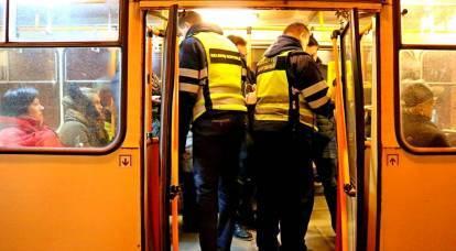 Los inspectores de transporte recibirán poderes policiales