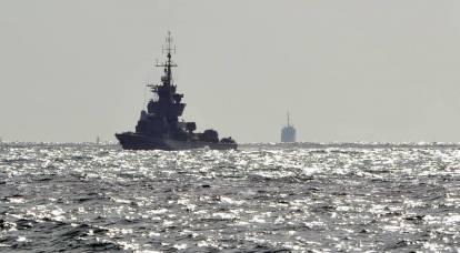 Na Ucrânia, eles descobriram como recuperar o Mar de Azov