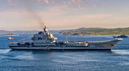 """""""Amiral Kuznetsov"""" neden filodan çıkarılamıyor?"""