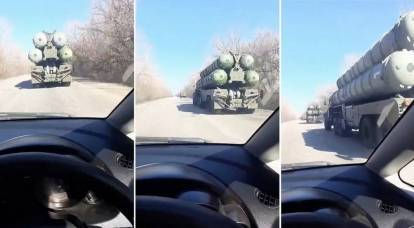 """""""This is how wars begin"""": the British on the appearance of Russian S-300s near Ukraine"""