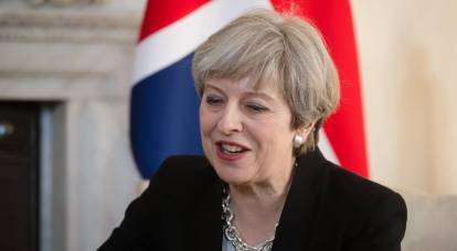 """May: Britain is ready for """"other"""" relations with Moscow"""