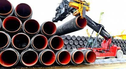 Nord Stream fuorilegge