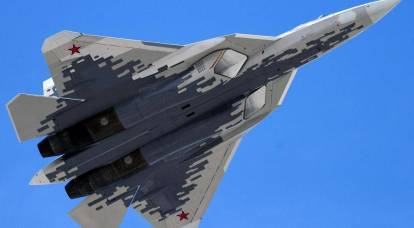 NI: The American F-35 needs to do everything not to engage the Su-57