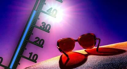 """Previsioni """"calde"""": l'estate porterà il clima di Sochi ai moscoviti"""
