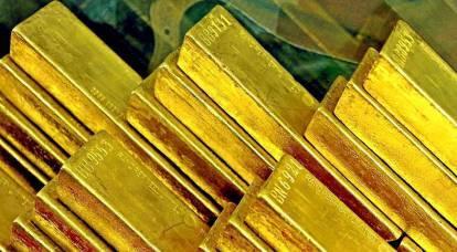 La Russia sapeva investire in oro