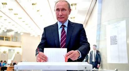 Ritorsione: gli americani sono vietati alle elezioni presidenziali nella Federazione Russa
