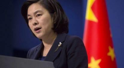 La Cina ha reagito ai piani dell'Europa di creare un esercito unificato