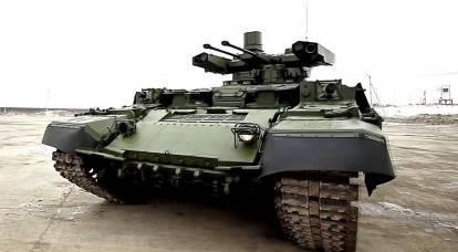 "Russian ""Terminator 2"" will change the tactics of urban battles"