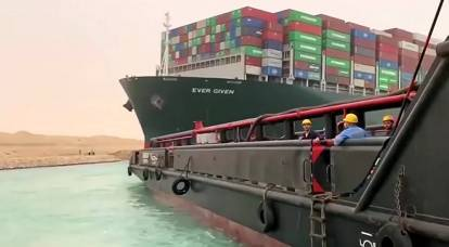 Why the Northern Sea Route can never replace the Suez Canal
