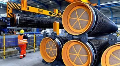 Rimborso per Nord Stream 2: la Russia sta modernizzando il GTS ucraino