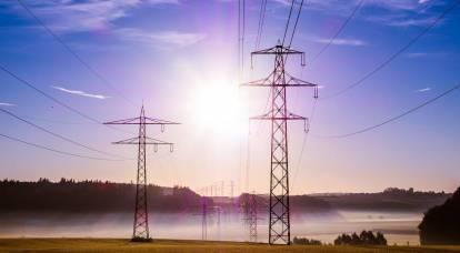Refus de l'électricité russe comme condamnation à l'économie ukrainienne