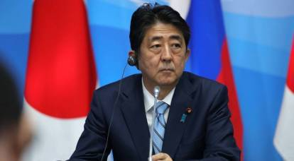 Japanese Prime Minister: we need peace with Russia today, not tomorrow