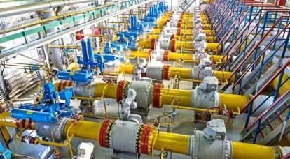 Escassez de gás: a Ucrânia começou a retirar combustível das instalações da UGS