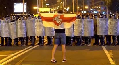 La Bielorussia si prepara al destino della Jugoslavia