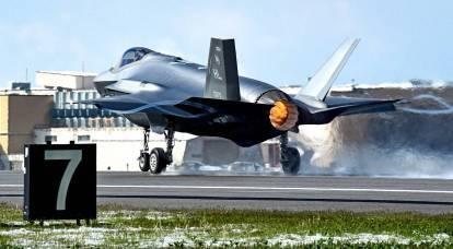 Cambio di priorità: per la prima volta, l'aeronautica americana non ha acquistato ulteriori F-35
