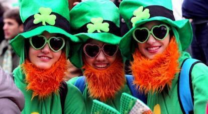 ¿Qué piensan los irlandeses sobre Rusia y los rusos?