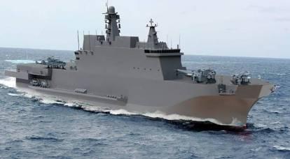 """""""Ya no tenemos astilleros"""": Polonia apreció la colocación de buques de guerra para la Armada rusa"""