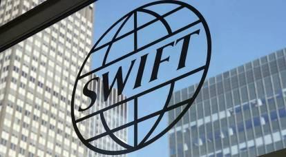 Russia e Cina inizieranno uno scontro con gli Stati Uniti lasciando SWIFT?