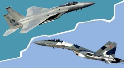 F-15EX与Su-35:谁将赢得印度招标
