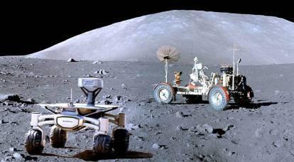 月球越来越拥挤