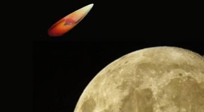 Why the moon is the key to military superiority in near space