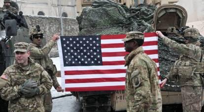 La base militare statunitense vicino a Kaliningrad potrebbe diventare una realtà
