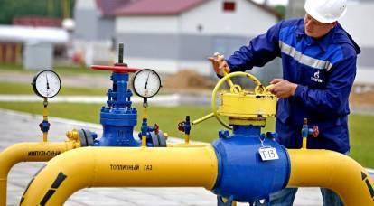 L'Ucraina non ha lasciato alcuna possibilità a Gazprom