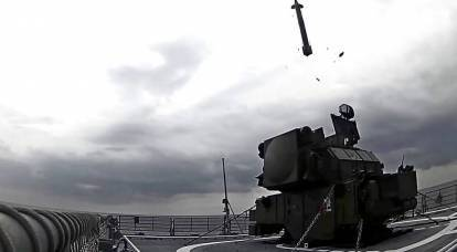 The best anti-aircraft complex in Russia will be naval