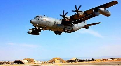 """""""Il nostro EC-130 è stato appena spento"""": gli Usa hanno annunciato un attacco elettronico in Siria"""