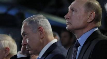 Why did Netanyahu invite Putin to Israel