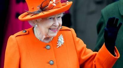 ¿Por qué la reina británica necesita un trozo de Kiev durante medio siglo?