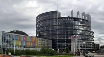 O Parlamento Europeu declarou uma guerra política contra a Rússia