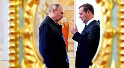 Il nuovo governo della Russia: chi rimuoverà Putin