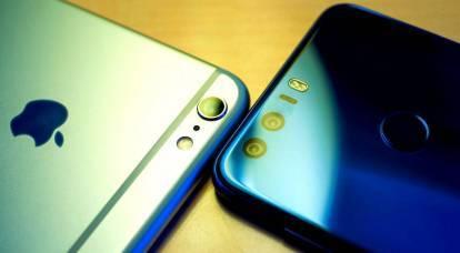 Gli Stati Uniti stanno perdendo la battaglia degli smartphone contro la Cina