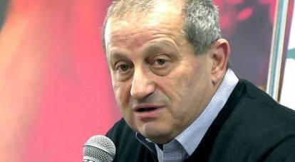 Jacob Kedmi: la Russia non risponderà nemmeno all'omicidio di Zakharchenko. Qual è il prossimo?