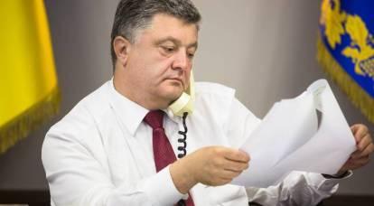 Poroshenko appealed to Russia